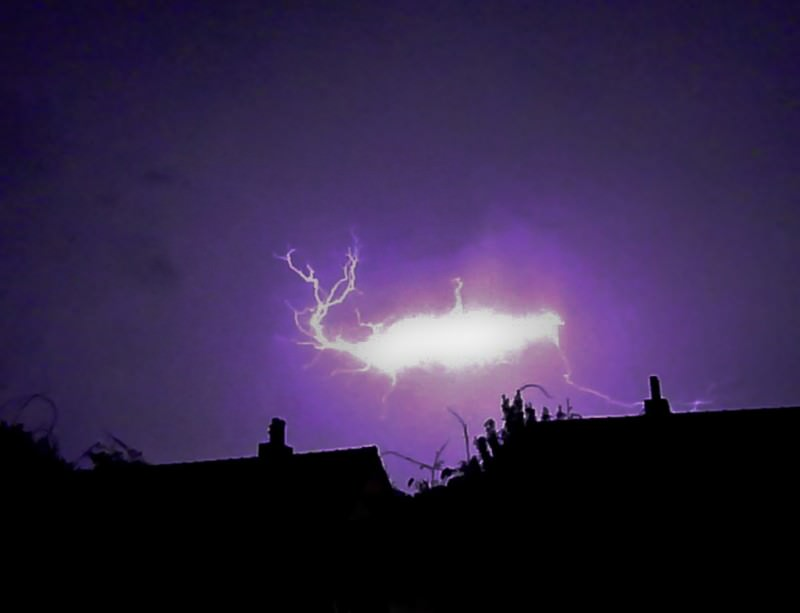 ball lightning - photo #2