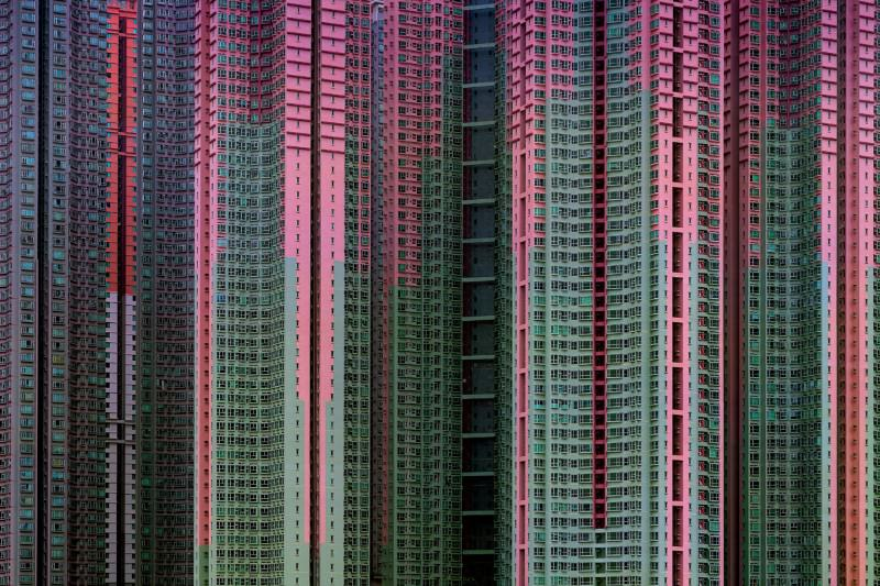 The architecture of density: Life in a megacity