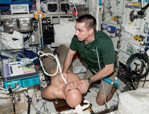 Astronaut gut reaction: The microbiome in space