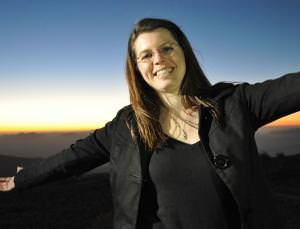 Anna Frebel has discovered a star almost as old as the universe