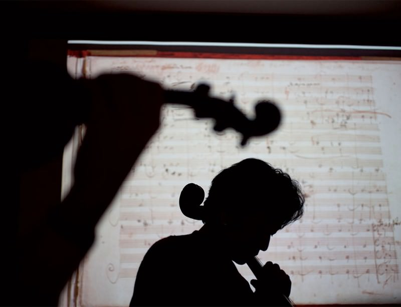 Classical music: just one form of the universal patterns that make the blueprint of our world