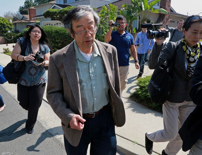 Dorian Nakamoto, possibly the face of Bitcoin