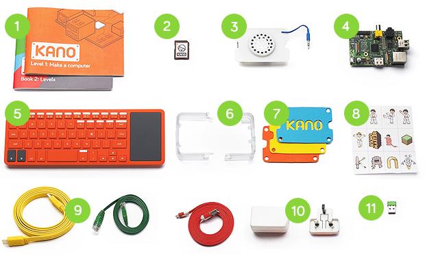Happy Pi Day! Win a Pi-powered Kano computer kit