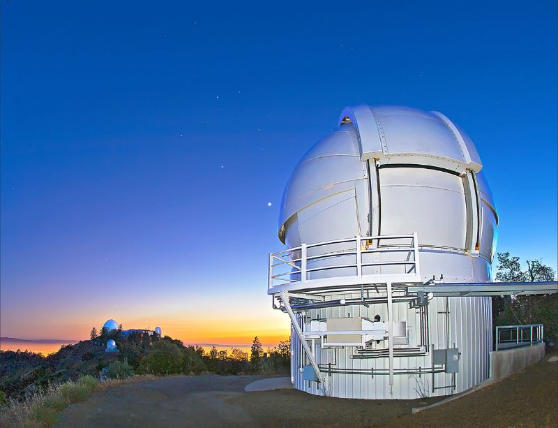The Automated Planet Finder is working tirelessly to find new exoplanets