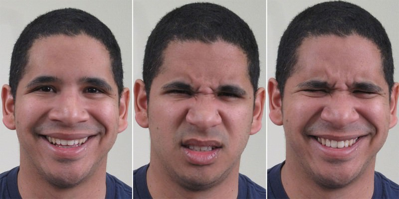 Face map of mixed feelings could help AIs understand us