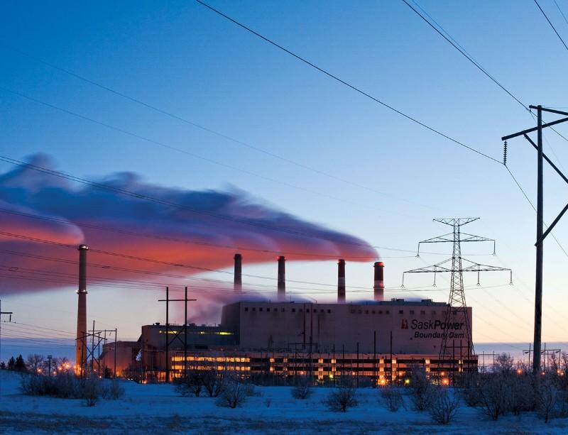 A prison for carbon