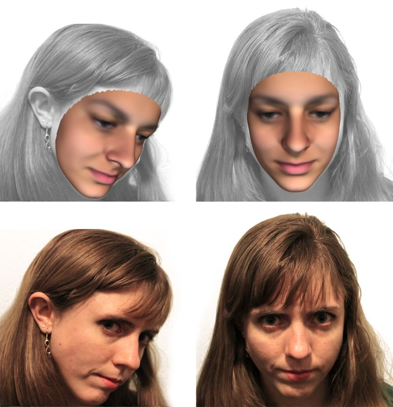 Genetic mugshot recreates faces from nothing but DNA