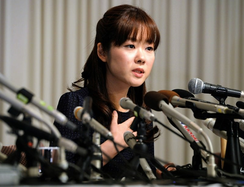 Obokata: public apology