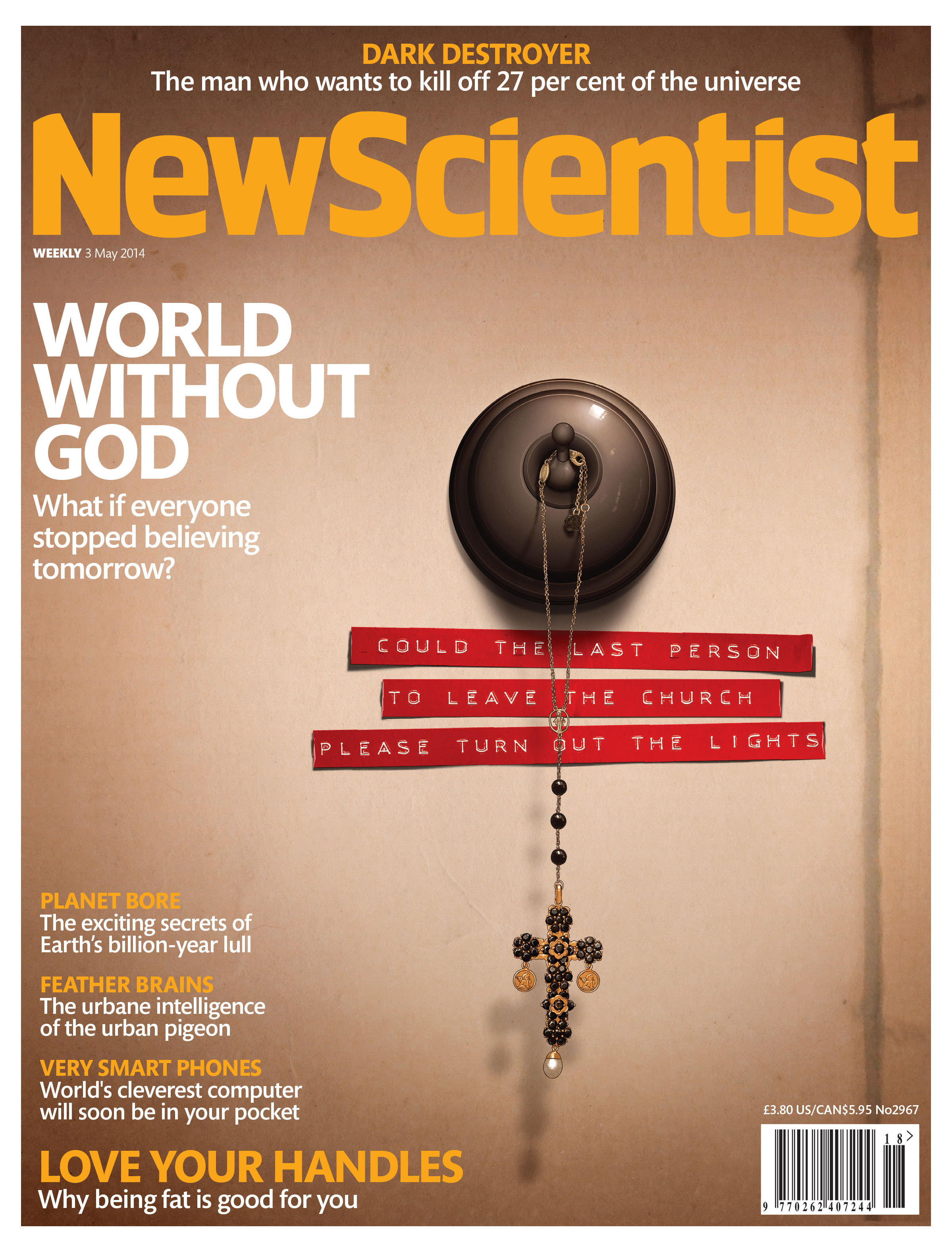 new scientist magazine dating New scientist magazine - 12 month subscription - new scientist magazine inspires both innovation and imagination, with content on the latest discoveries in science and technology and the impact on today's society.