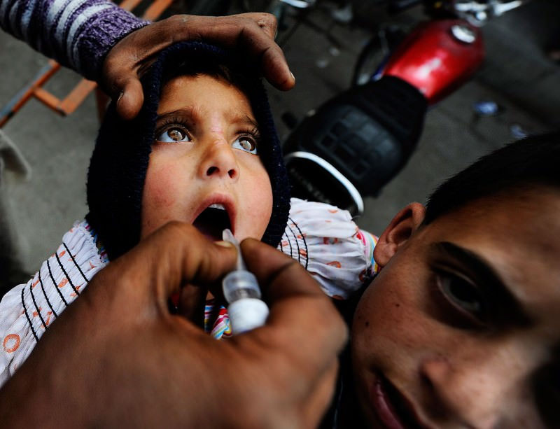 Polio vaccination will be stepped up to combat a surge in virus cases
