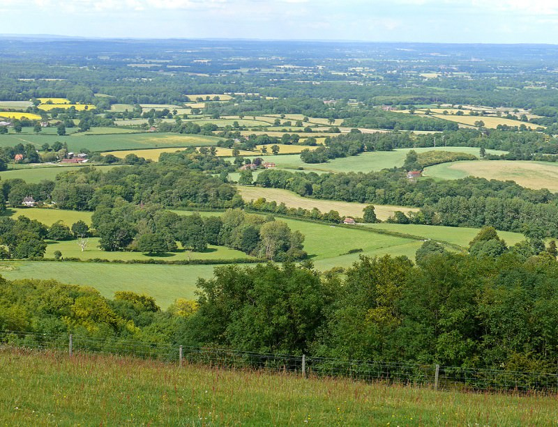 What lies beneath the South Downs will probably stay there