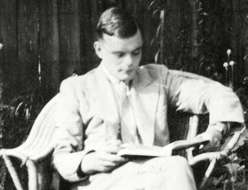 The man himself: Alan Turing