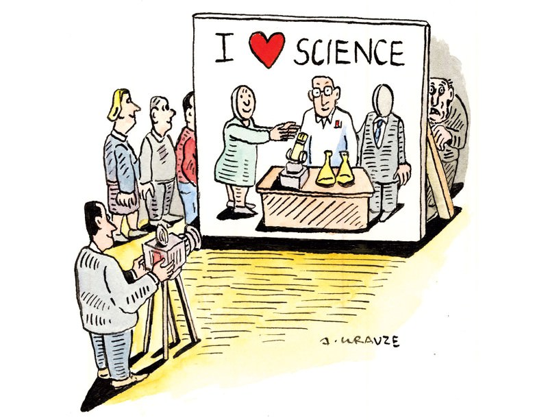 Making science cool won't win over the denialists