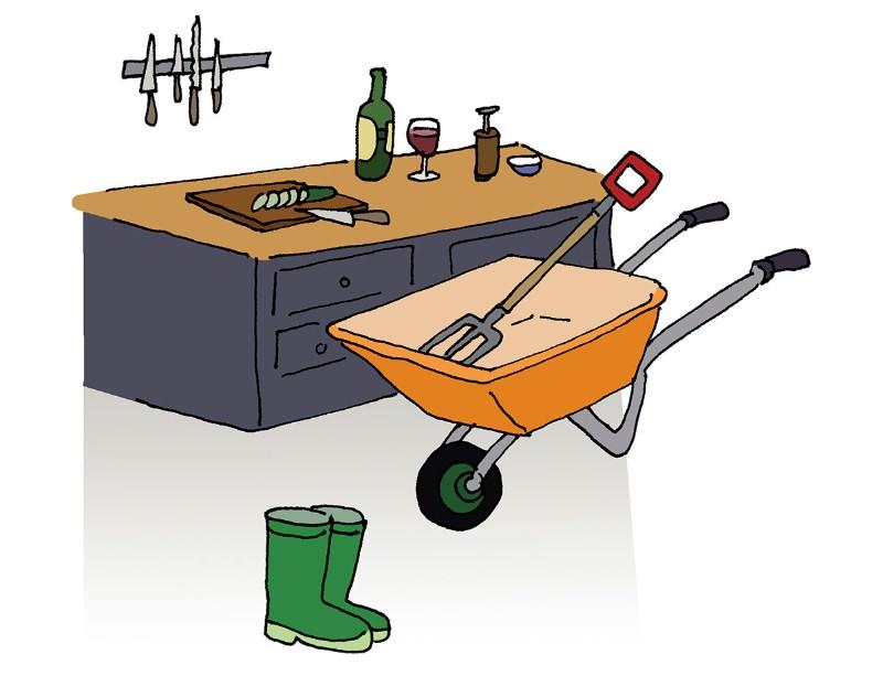 Feedback: Kitchen disaster trumps
