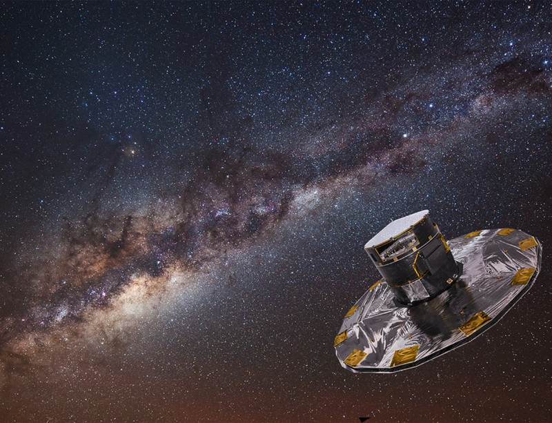 Gaia's first readings are being held up by technical troubles
