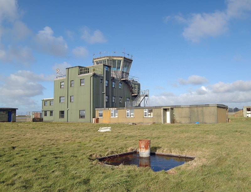 Could RAF St. Mawgan be a spaceport?