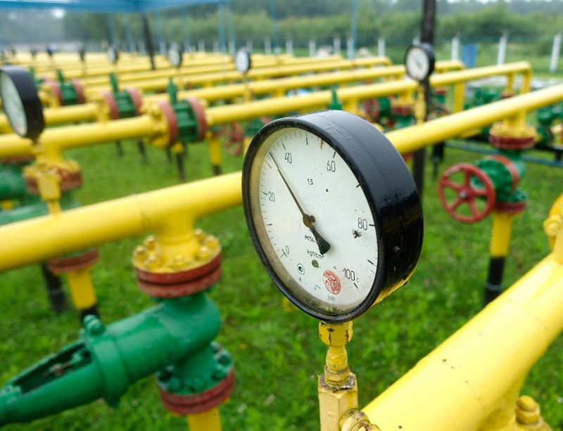 Ukraine transports about half of Russia's natural gas supplies to Europe