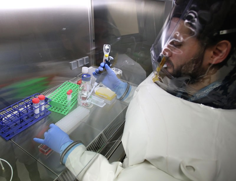 Research into vaccines and treatments for Ebola is ongoing