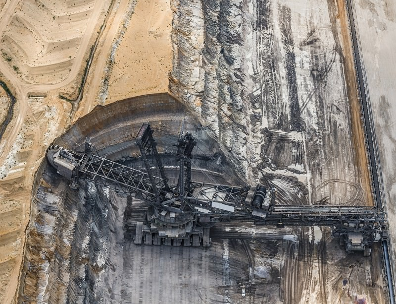 The earth eaters mining 'Europe's biggest hole'