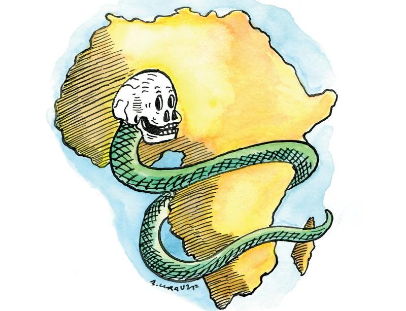 US bioterror fears are driving Ebola drug development