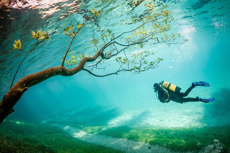 Winning photos reveal fairy-tale worlds on Earth