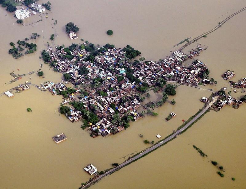 Rising tide of floods