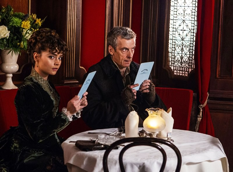 Doctor Who episode 1: a guide to the cool science bits