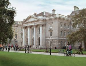 Become a world leader at Trinity College Dublin