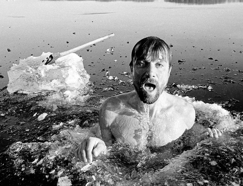 Wim Hof, the