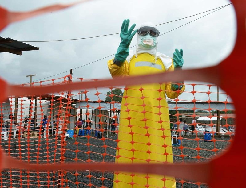 Measures to combat Ebola are being increased