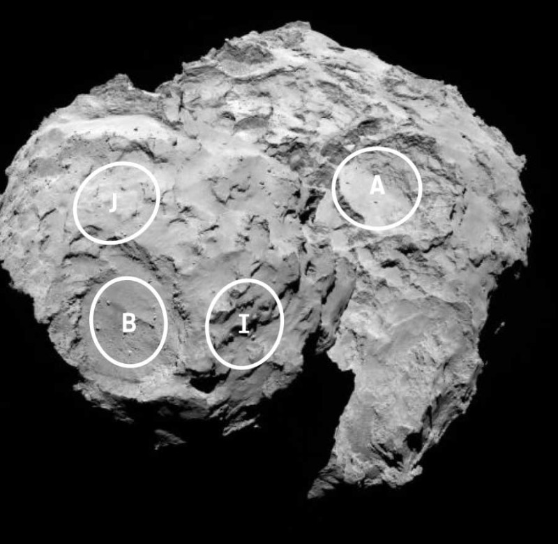 No easy parking spot for first-ever comet landing