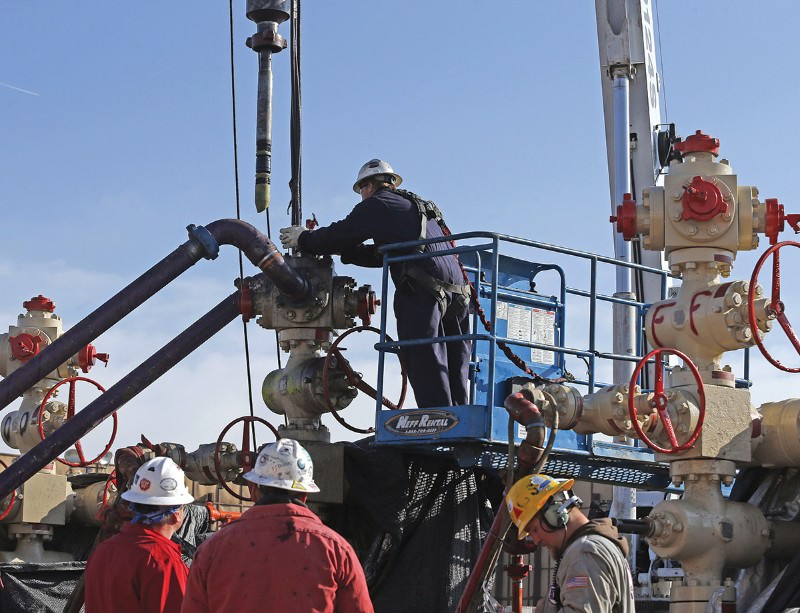 New result is a boon for frackers