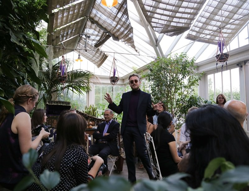 Kew's Intoxication season: live the high life