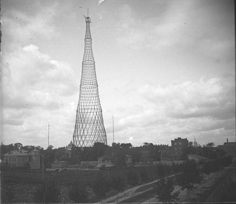 Soviet-era hyperboloid tower saved from destruction
