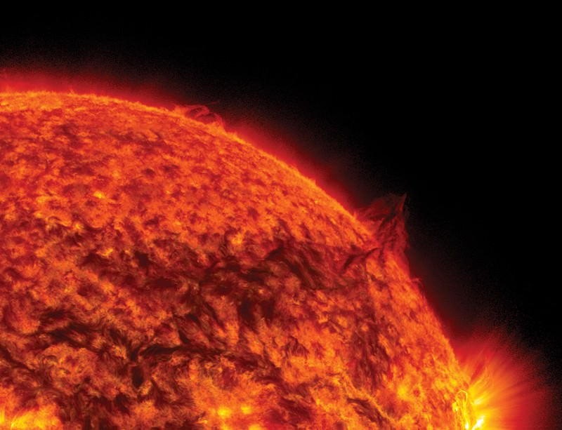 Strangest star: 6 things we didn't know about the sun