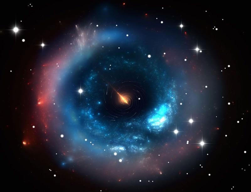 black holes radiation - photo #38