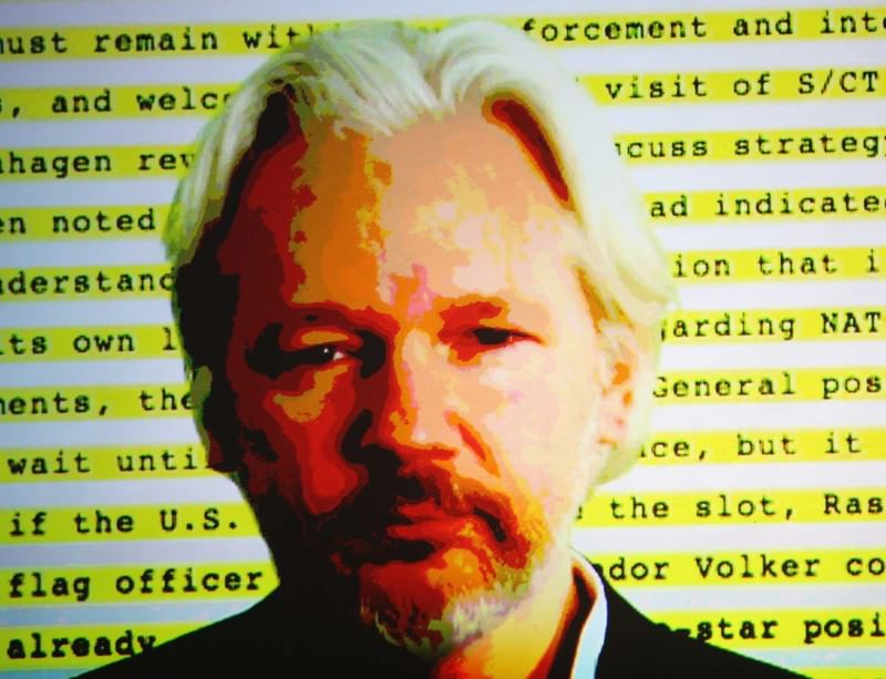 Julian Assange: more work to do