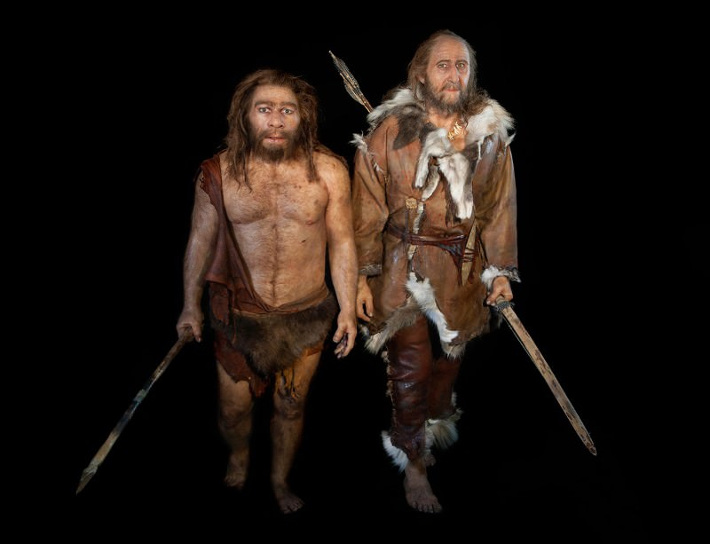 relationship between neanderthals and modern humans And provide insight into the exact nature of the relationships between these two  groups of  coexistence between modern humans and neanderthals in.