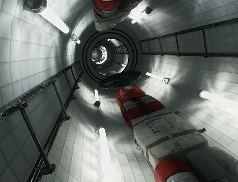 Drop into the Interstellar wormhole with Oculus Rift