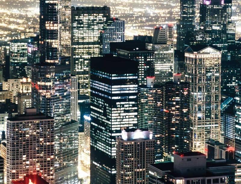 Bright lights, big data