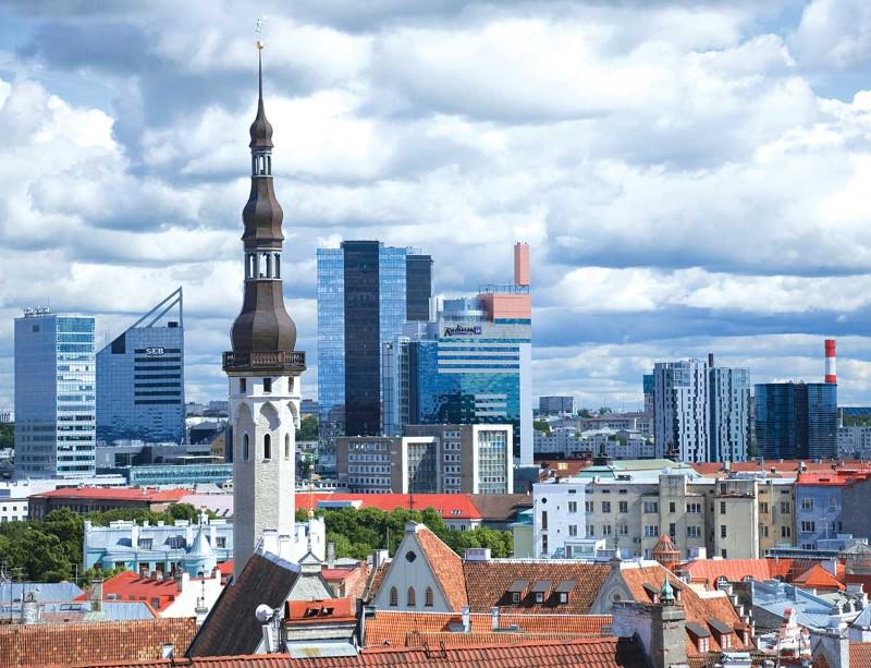 Tallinn calling