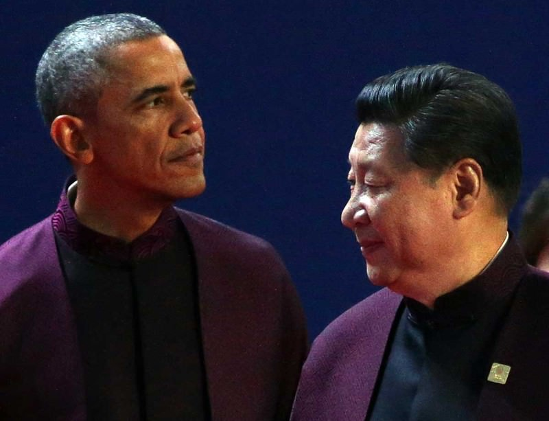 Barack Obama will meet Xi Jinping this week