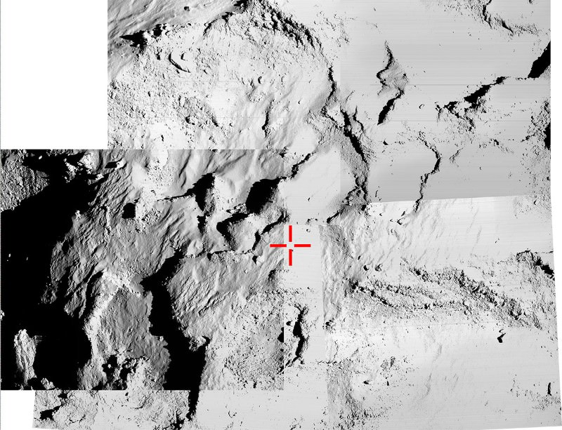 Race to get comet data before Philae dies