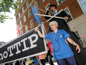 TTIP: Healthy profits, but what about people?
