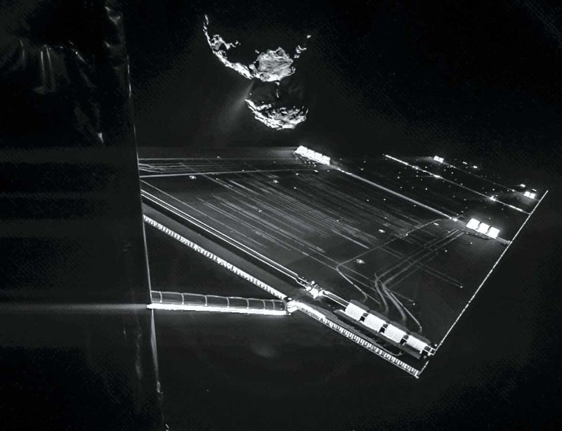 Rosetta: Days from the toughest space landing ever