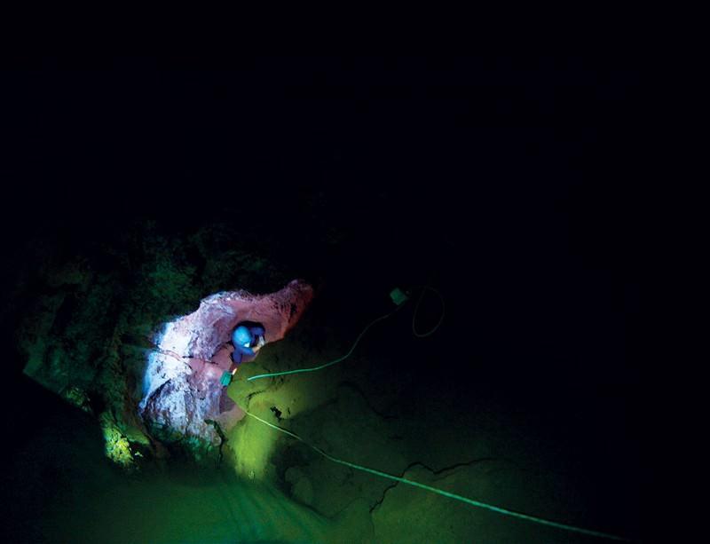 Bone bonanza: Chamber of secrets yields human remains