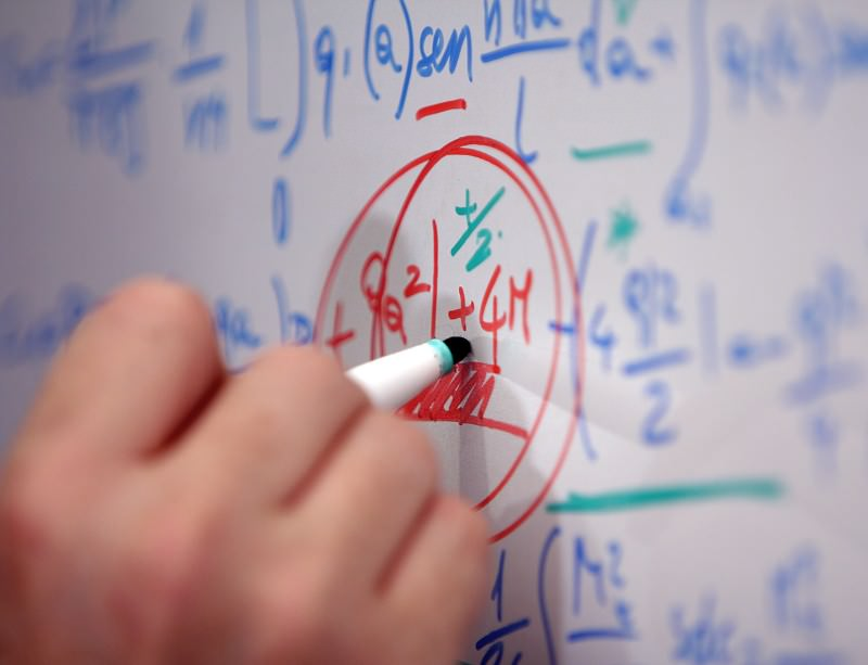 If you're anxious about maths, zapping your brain could help