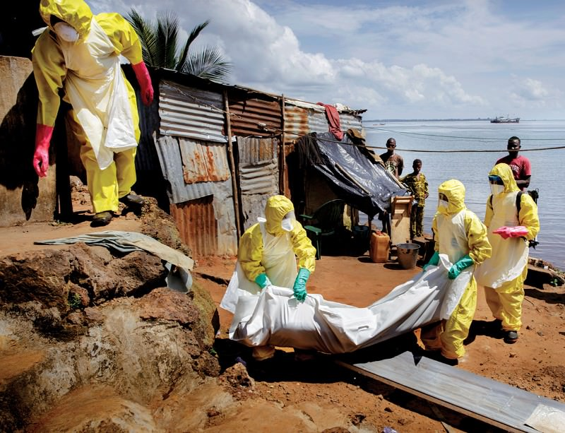 2015 preview: Ebola fight remains on a knife-edge