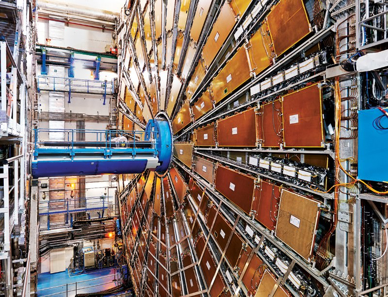 It's the faster, stronger, better Large Hadron Collider
