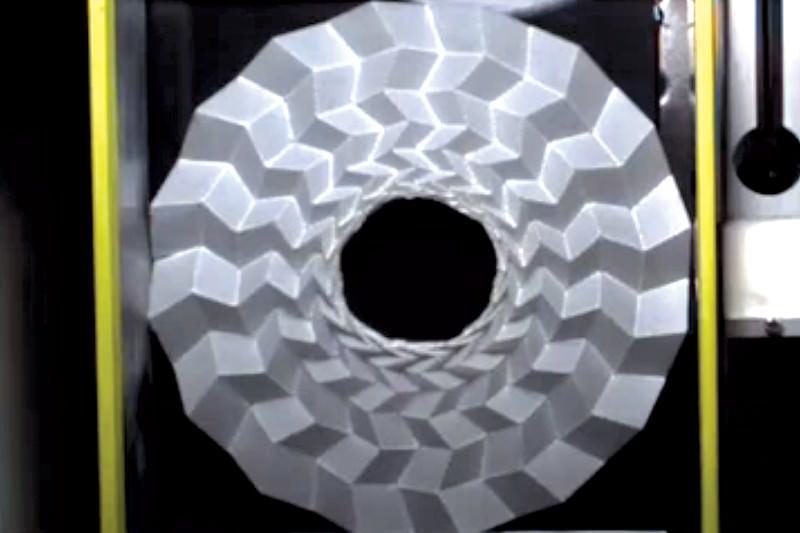 Folding shields